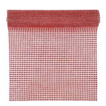 Laualinik 24x150cm rullpakendis punane