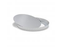 Koogivorm 30cm avatav 0,6 mm Silver Top