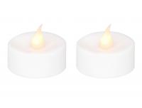 Teeküünlad LED 2tk+patareid küünlale 8tk