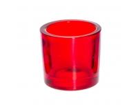 Küünlahoidik ¨6,5cm klaasist