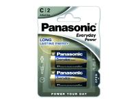 Patarei Panasonic C LR14 2tk Everyday