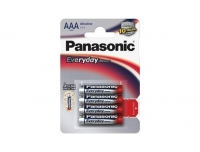 Patarei Panasonic AAA 4tk Everyday
