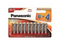 Patareid Panasonic AA 6+4tk