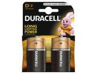 Patarei Duracell D R20 2tk 1,5V alkaline