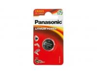 Patarei Panasonic tabl. CR2025