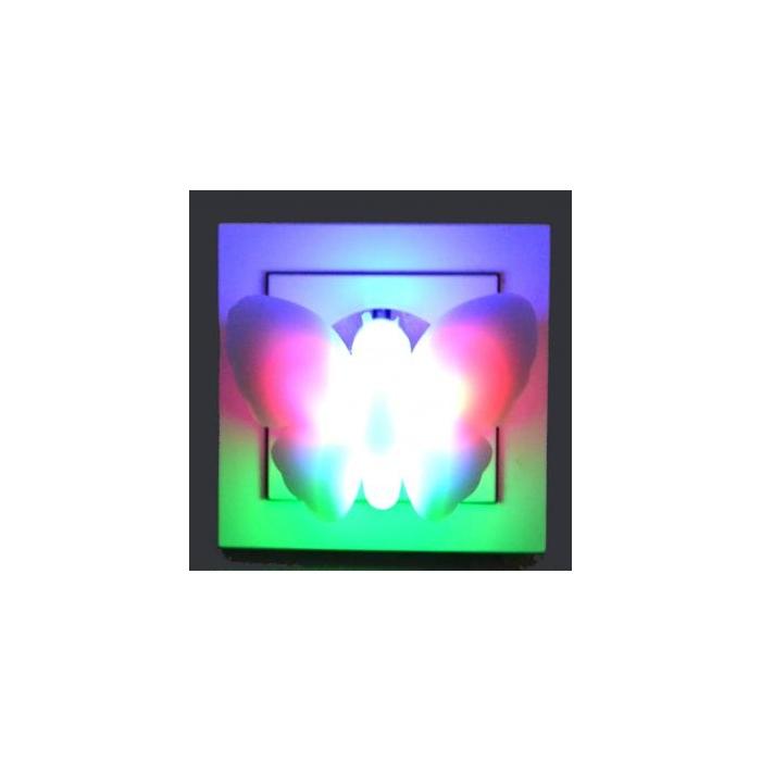 f940b6f9337 Öölamp LED värvilised liblikad @ Koduekstra e-pood