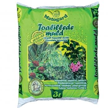 Toalillede muld 3L pH5,6-6,5 Matogard