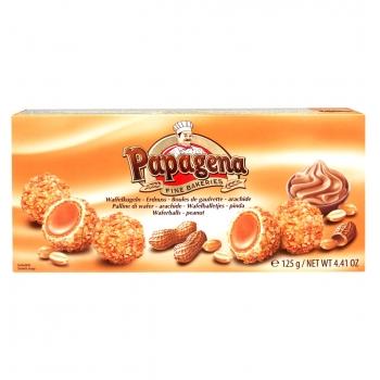 Vahvlipallid pähklitäidisega120g