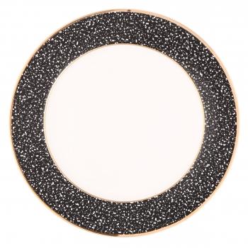 Desserttaldrik 20cm Graniit tume