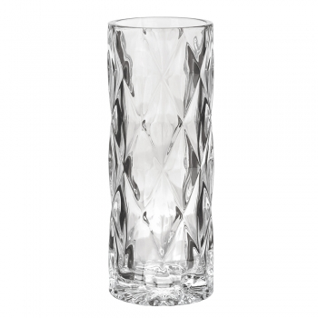 Lillevaas klaasist Altom 19,8cm romb