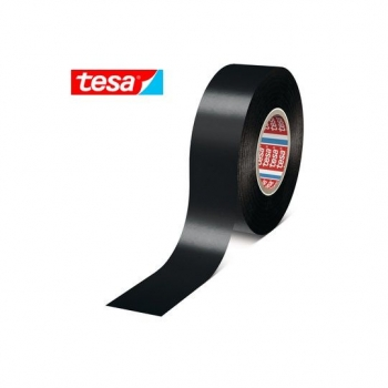Tesa PVC-isoleerteip 33m x 19mm must
