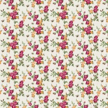 Vakstu 140cm Väikesed roosid