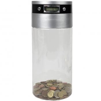 Rahakassa Euro loenduriga13,5x33cm