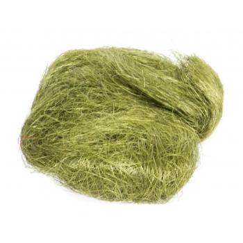 Sisalkiud 50g roheline