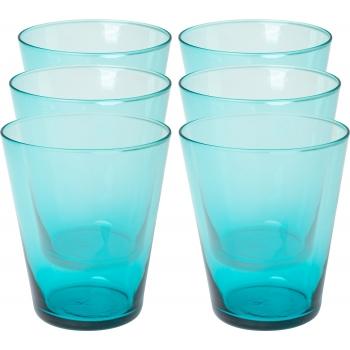 Joogiklaasid Bormiolii 300ml 6tk sinine