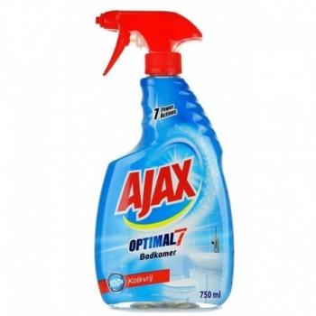 Vannitoapuhastusvah. 750ml, Ajax Optim.7