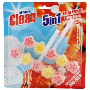 Wc seep Flower 2x45g, At Home
