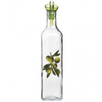 Herevin õli/äädika pudel Oliivid, 500ml