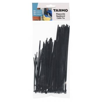 Kaablisidemed Tarmo 3x25tk 100/150/200mm