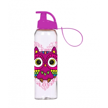 Herevin joogipudel Owl 500ml