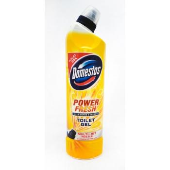 Domestos 700ml Bleach Power Citrus