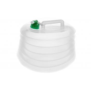 Veekanister 15L kraaniga plast volditav