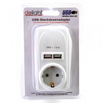Laadija 2x USB