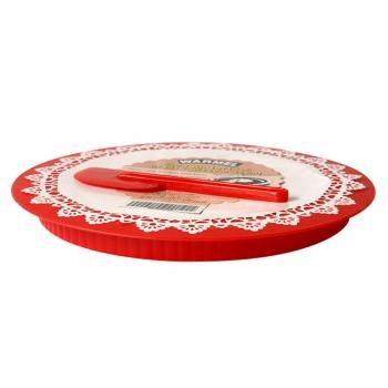 Koogialus plastist 32cm+koogilabidas