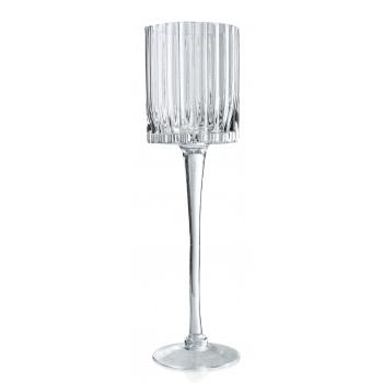 Küünlavaas Veiniklaas 40cm klaas
