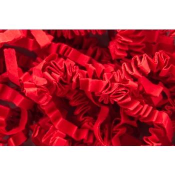 Kinkepaki täide 1,26Kg punane