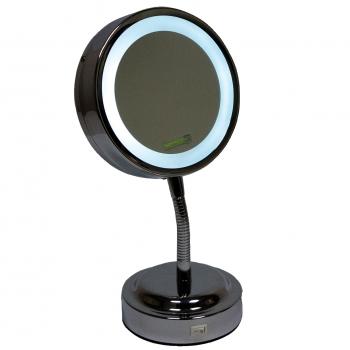 Peegel Katharina 2poolne LED 3xsuurendus