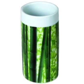Hambaharjatops Bambus 12cm keraamiline