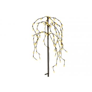 Puu valgusega 120LED 100cm valge