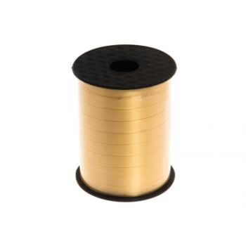 Pakkepael 10mmx250m kuldne