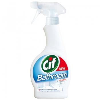 Puhastusvahend CIF 450ml vannitoale