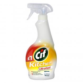 Puhastusvahend CIF 450ml köögile