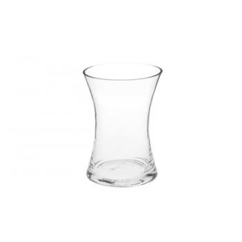 Vaas klaasist 14x14x20 cm