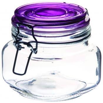 Purk Värvid 0,5L klaasist klamberkaanega