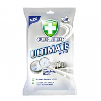 Puhastuslapid GreenShield Ultimate 30tk