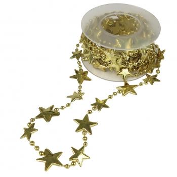Dekoratiivkett Tähed ja pärlid 3m