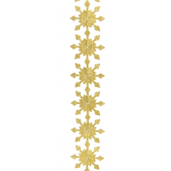 Dekoratiivpael Sätendav helves 3m kuld