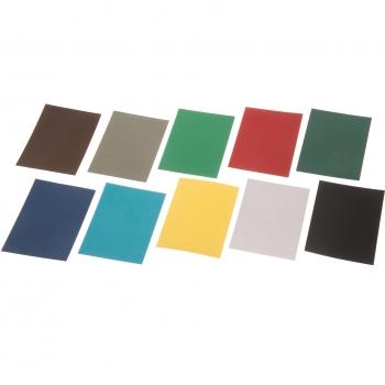 Värvipaberite komplekt A6 10tk