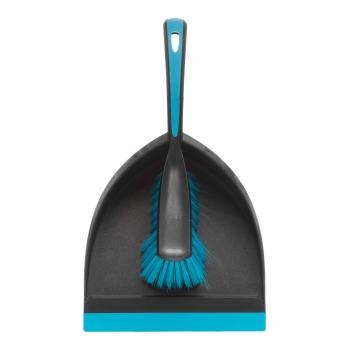 Hari+kühvel Saima kummirandiga sinine