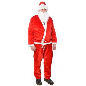 Jõuluvana riided Luxus komplekt 5osa