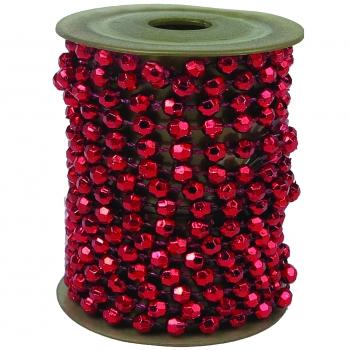 Käsitöötarvik pärlikett punane