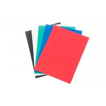 Vahtplastlehed 23X31cm 5 värvi