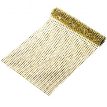 Laualinik 24x150cm rullpakendis kuld