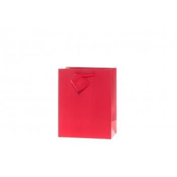 Kinkekott 18x23cm punane