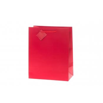 Kinkekott 27x33cm punane