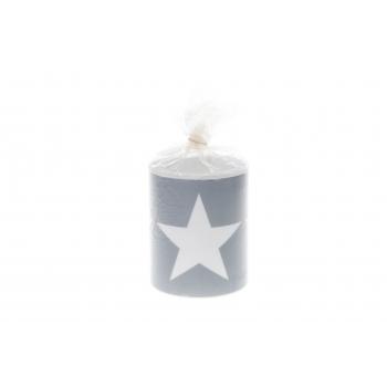 Lauaküünal Star 10x12cm 75h hall